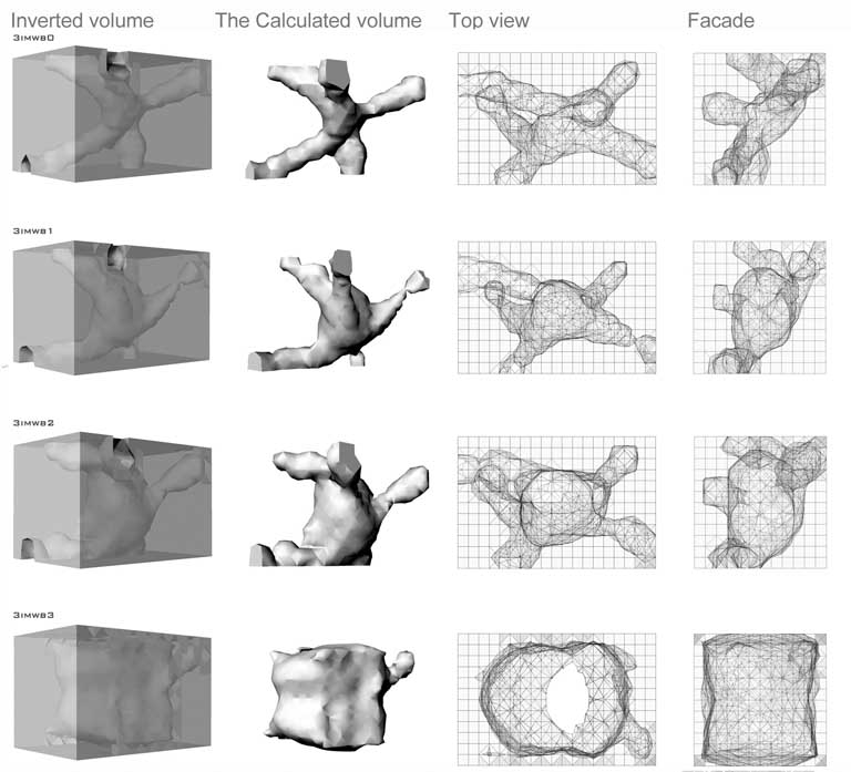 Mathematical operators for structural optimization for Solid void theory architecture